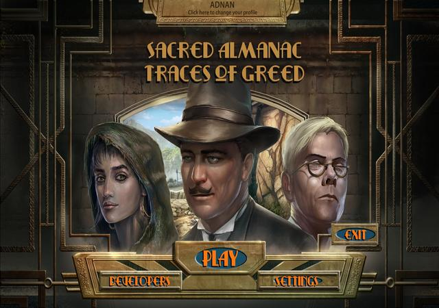 Sacred Almanac: Traces of Greed Full Version