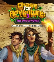 Chase for Adventure 3: The Underworld Collectors Free Download