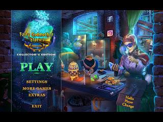 Fairy Godmother Stories Cinderella Collectors Free Download Game