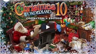 Christmas Wonderland 10 Collectors Free Download Game
