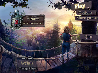 Mystery Trackers Tragedy in the Training Camp Free Download Game