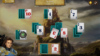 Legends of Solitaire Diamond Relic Free Download Game