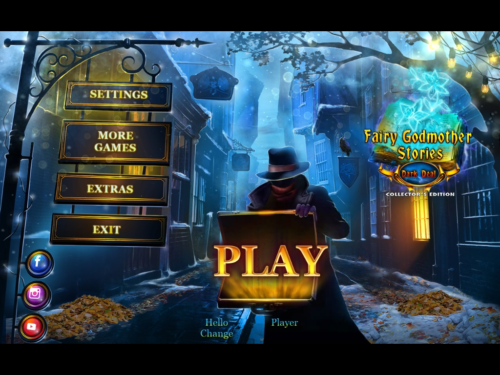 Fairy Godmother Stories 2 Dark Deal Collectors Mini Games PC
